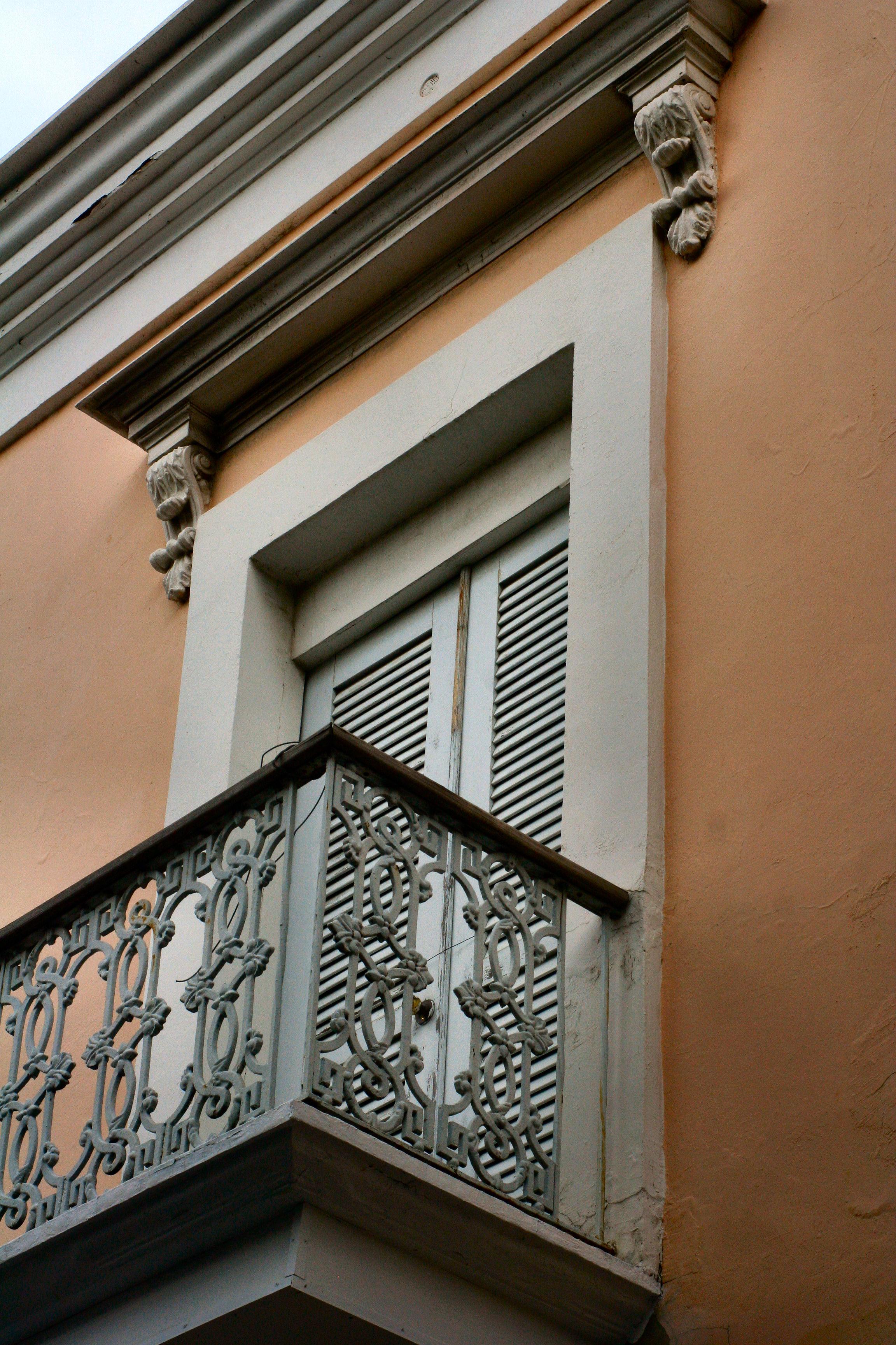 Balcony, Viejo San Juan