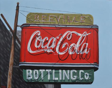 Beeville Bottling Co. (sold)