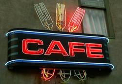 Cafe, Memphis