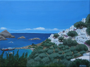 Lindos, Rhodes (sold)