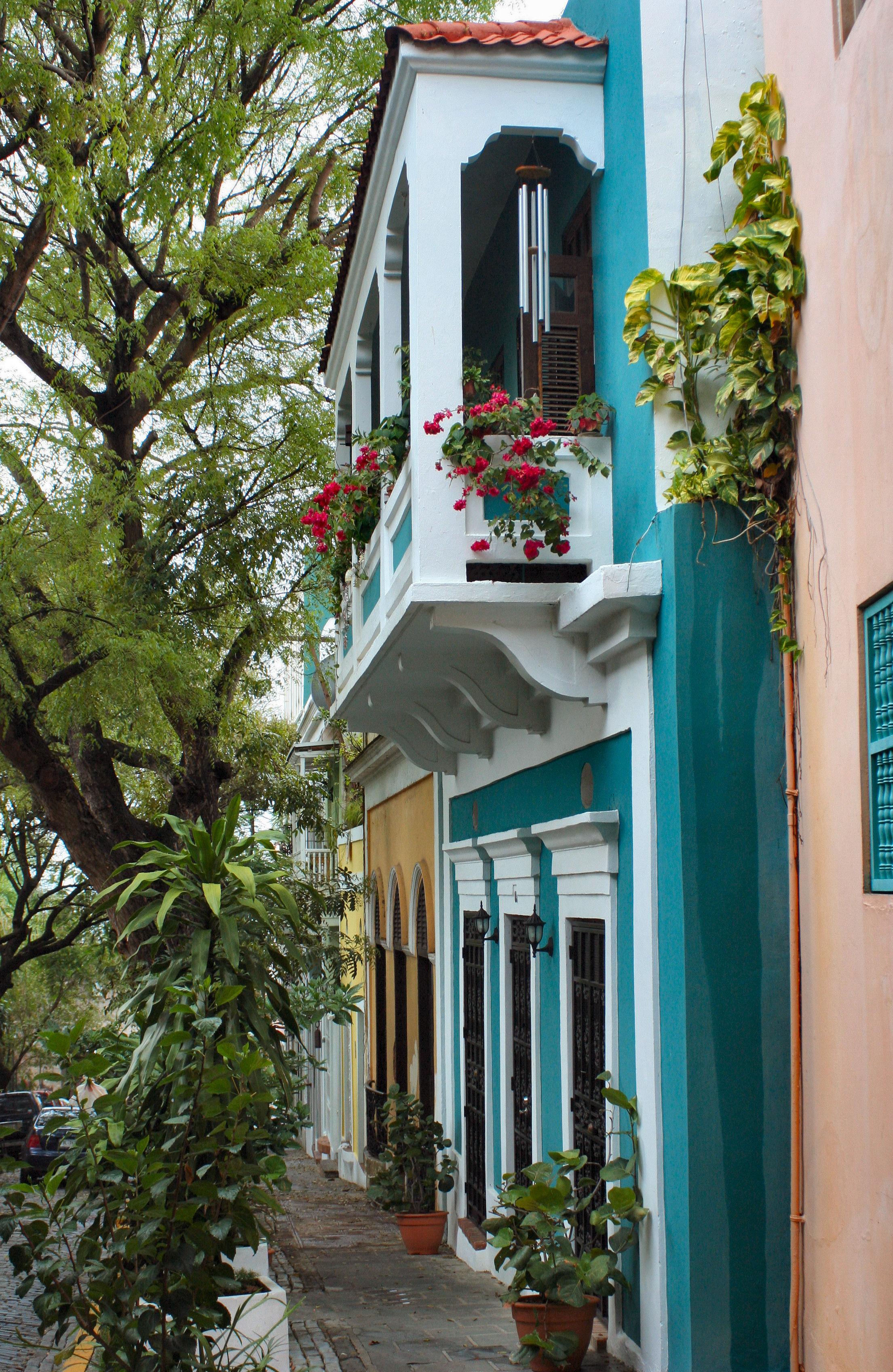 Viejo San Juan I
