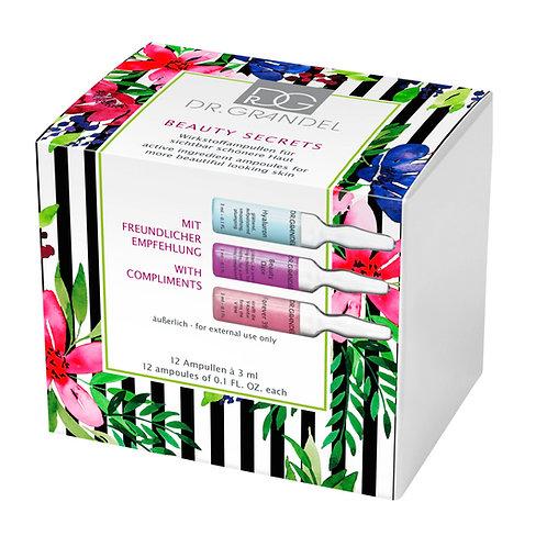 Beauty Secrets Ampullen 12 x 3 ml assortiert