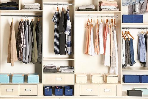 Garderoben-Ordnung