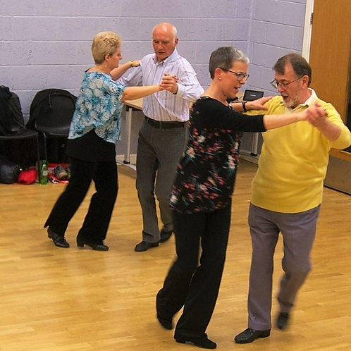 Adult Learn to Dance Course
