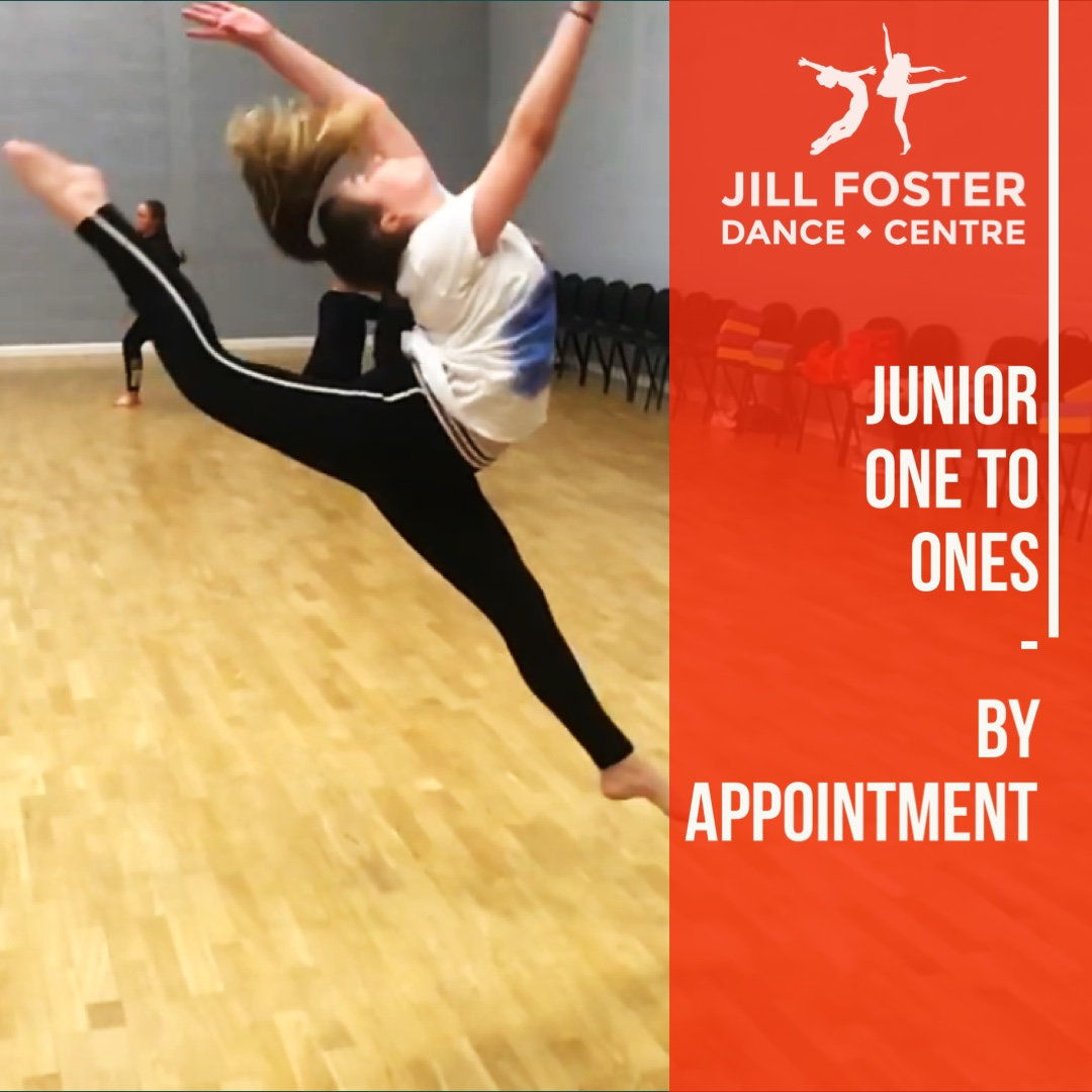 Junior One to One session