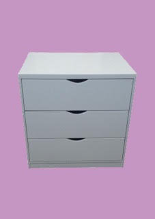 Tods Half Moon Chest 3 Draws
