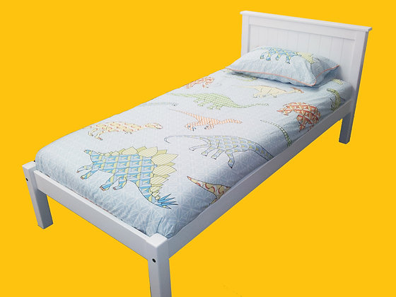 Luka Solid Bed