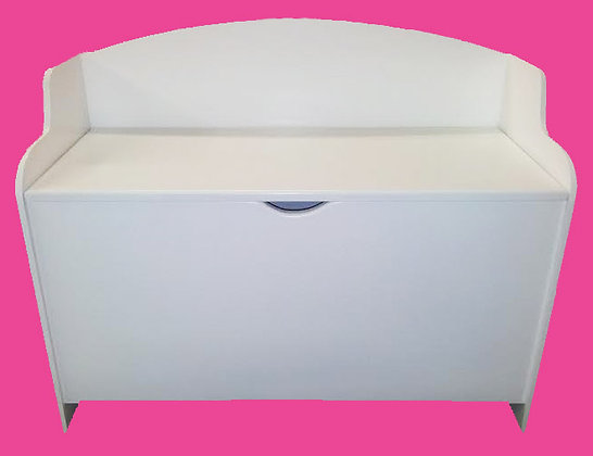 Low Back Storage Bench