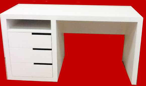 Bryn Desk 3 Drawers