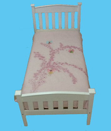 Sydney Bed with Matching Foot End