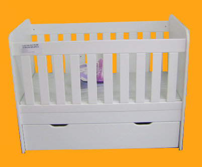 Cot With Drawer