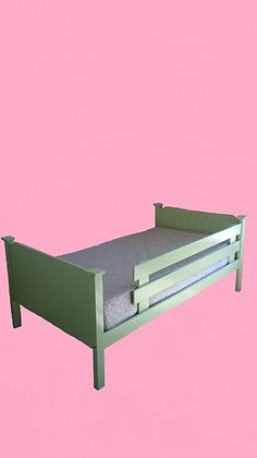 Lilly Panel Bed
