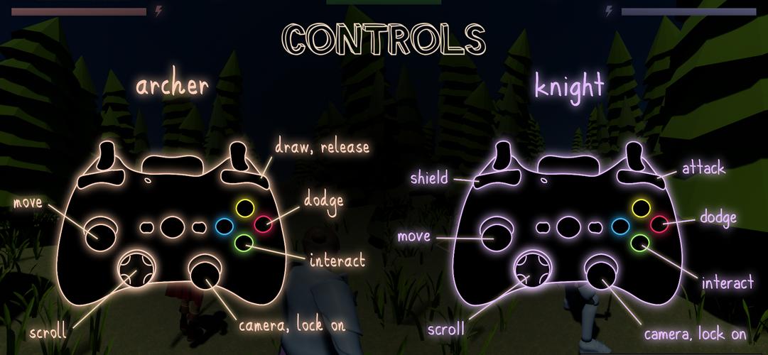 Controller UI Style