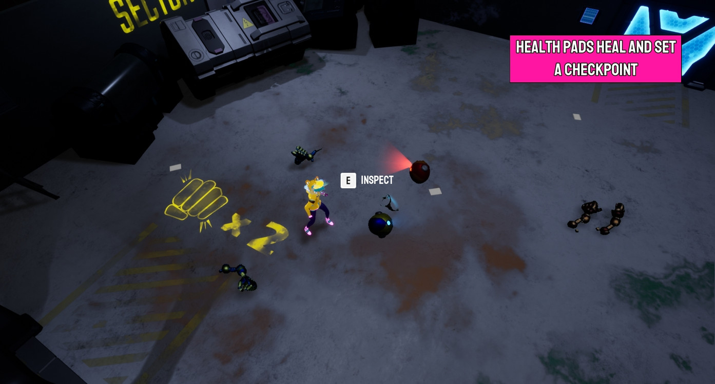 Take Control Of Any Fallen Bot