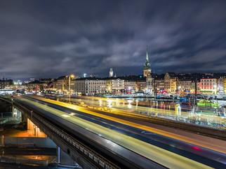 Congrès Stockholm sur le Leadership.