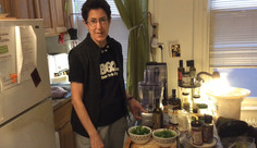 CAROL SUDHALTER Amazing Green Sauce #1.j