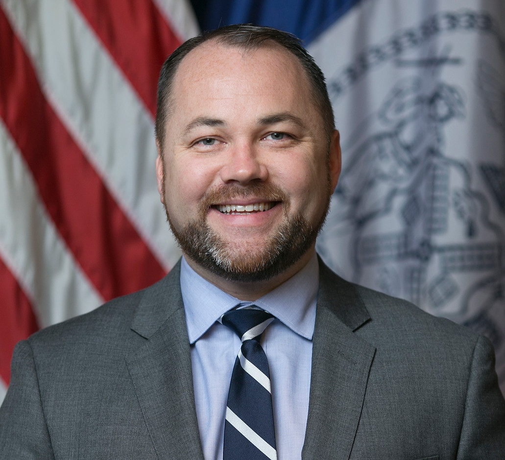 Corey Johnson NYC Council Speaker