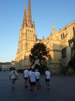 Sortie touristique Bordeaux