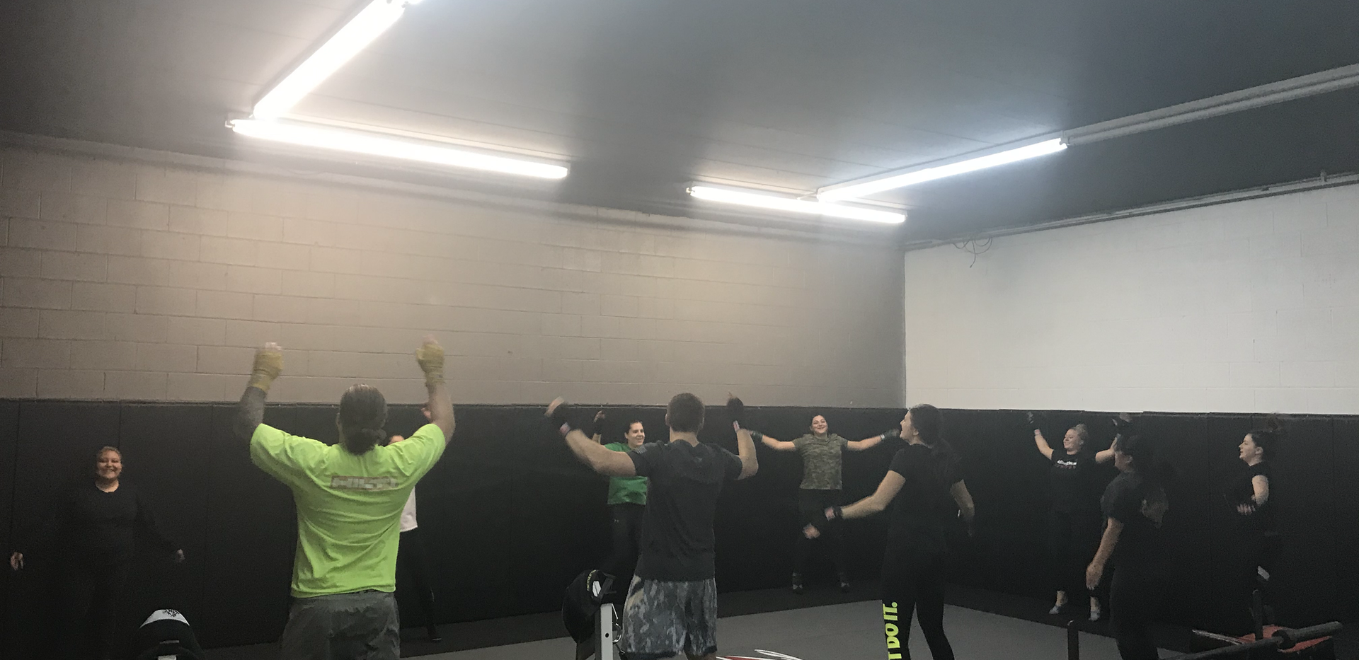 MMA Bootcamps/Kickboxing