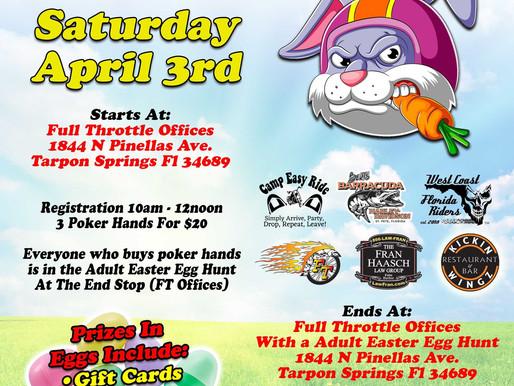 Bunny Run Tomorrow!