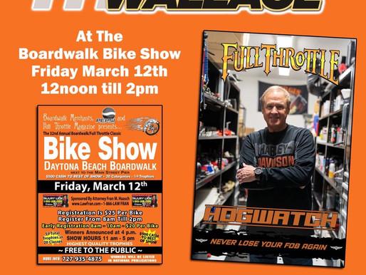 Bike week 2021 bike shows