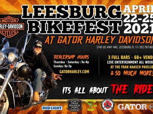 Leesburg Bike Fest Cancels Again! COVID!?