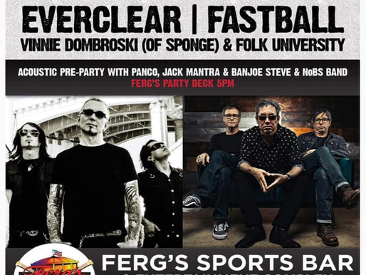 Everclear & Fastball this Friday in St Pete!