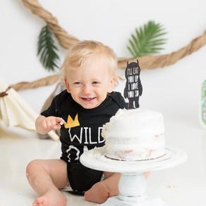 Sebastian // Cake Smash