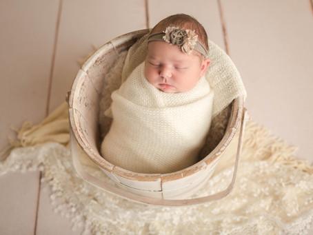 Adalyn // Newborn