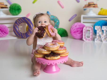 Louise // Cake Smash