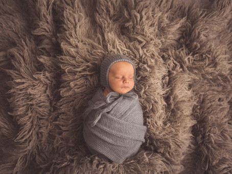Baby Colin // Newborn