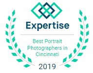Top Portrait Photographer in Cincinnati!