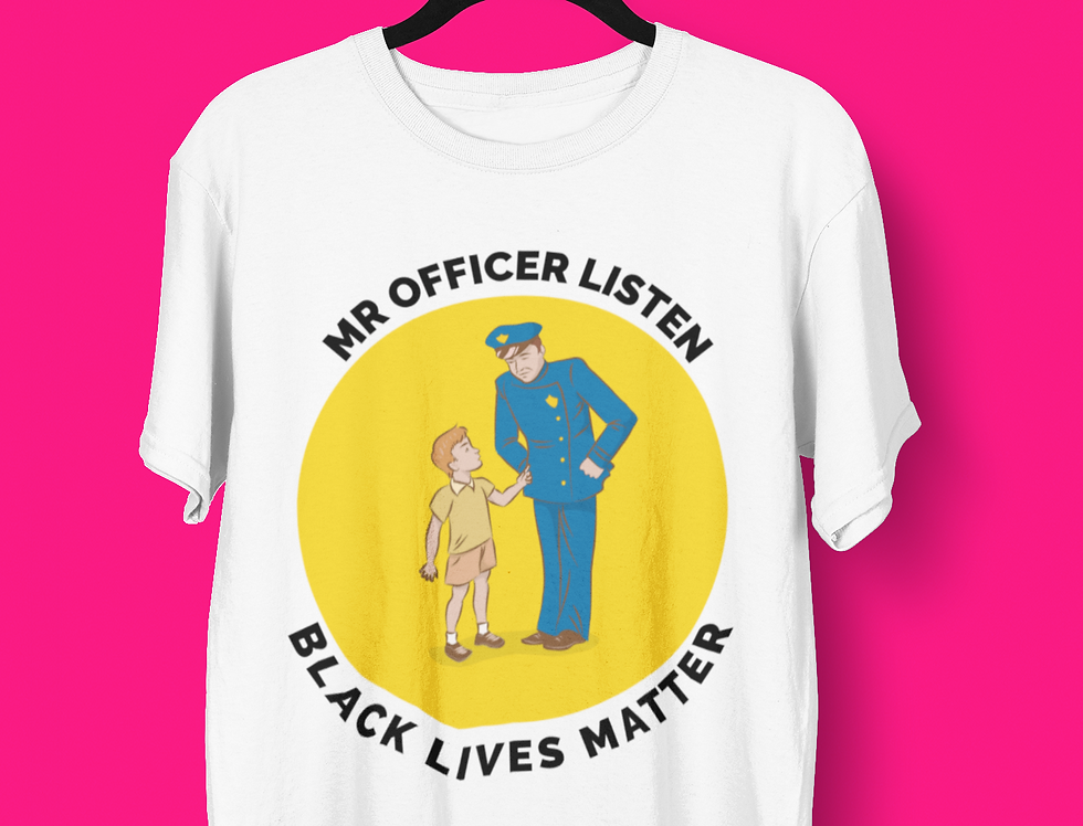 MR OFFICER T-SHIRT