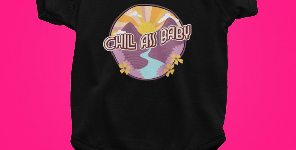 4 CALI BABY  ONESIE GIFT SET
