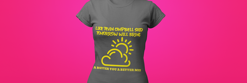 TEVIN CAMPBELL T-SHIRT
