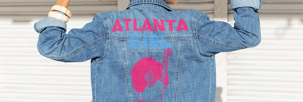 ATLANTA GIRL DENIM