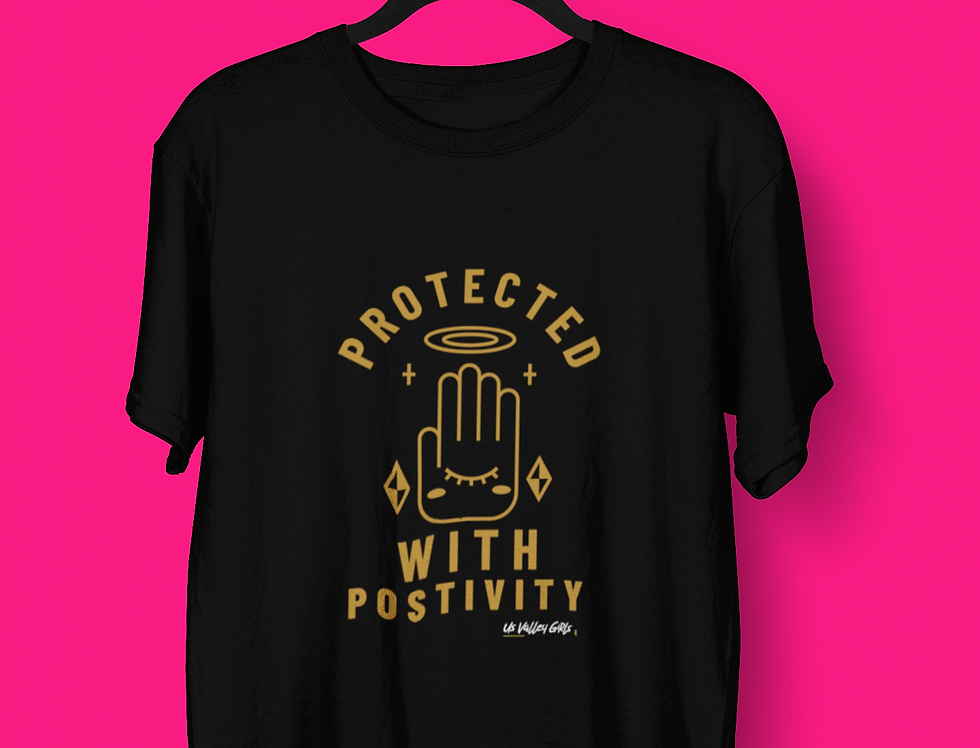 PROTECTED/POSITIVITY T-SHIRT
