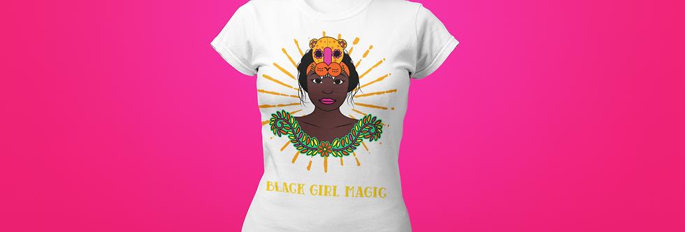 BLACK GIRL MAGIC  2 T-SHIRT