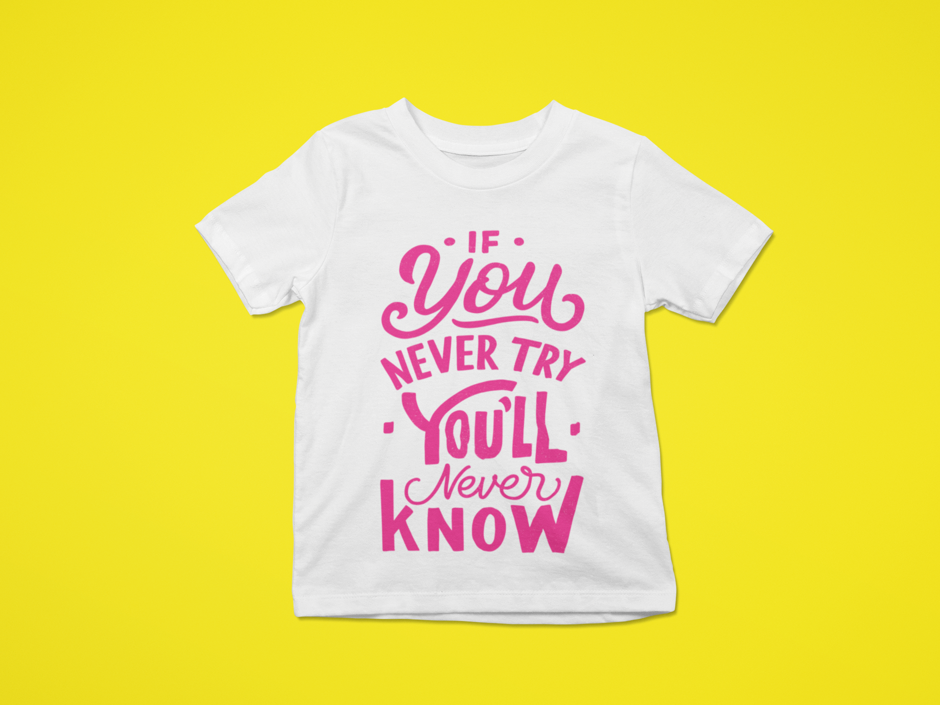 kids-t-shirt-mockup-over-a-flat-backgrou