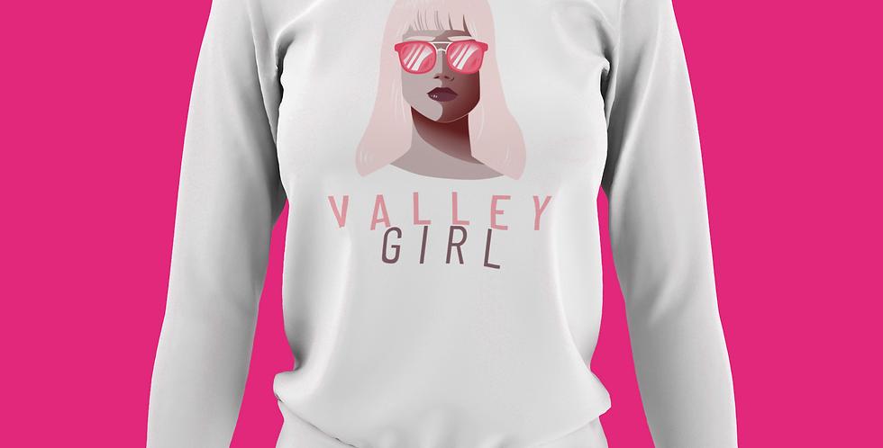 VALLEY GIRL PINKIE SWEAT