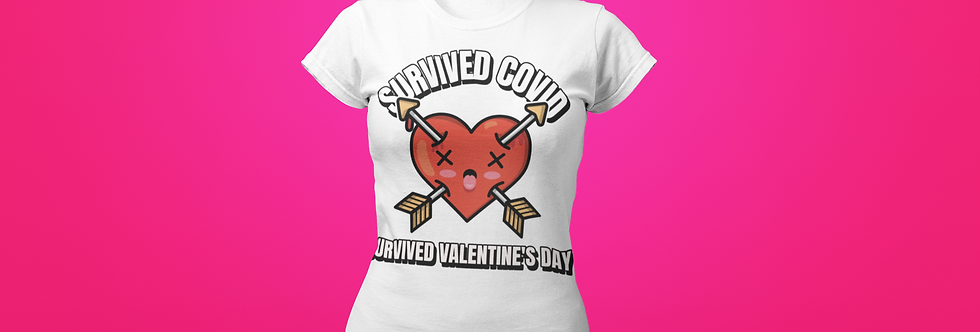 SURVIVED COVID T-SHIRT