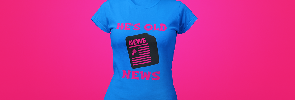 OLD NEWS T-SHIRT