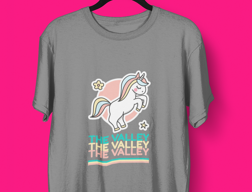 UNICORN IN THE VALLEY