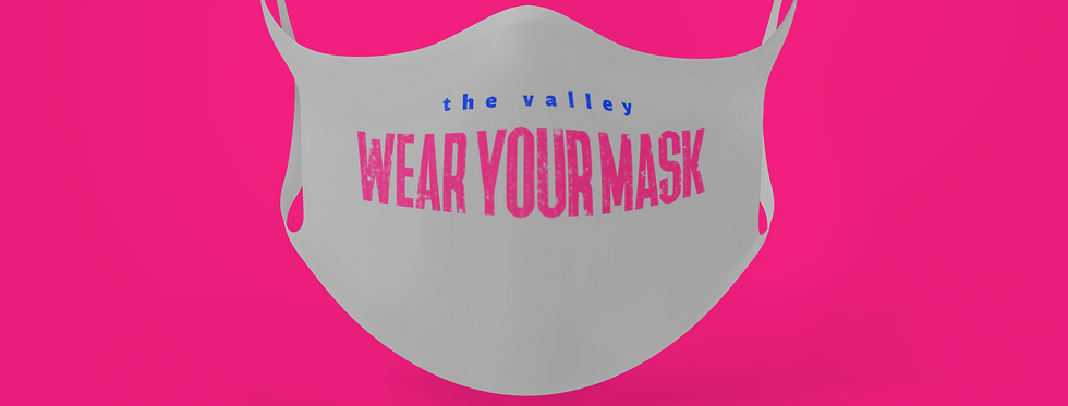 THE VALLEY MASK