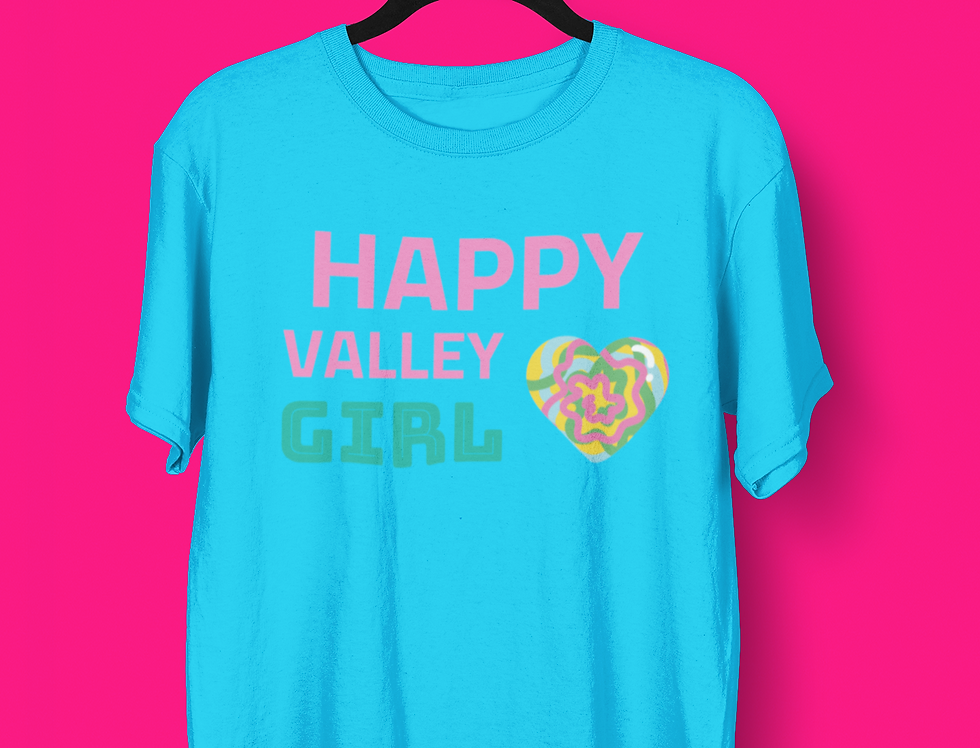 HAPPY VALLEY GIRL