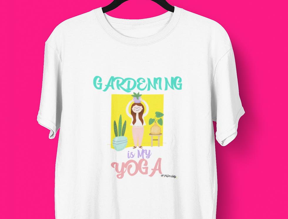 GARDENING & YOGA SHIRT