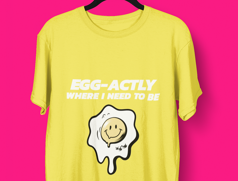 EGG-ACTLY