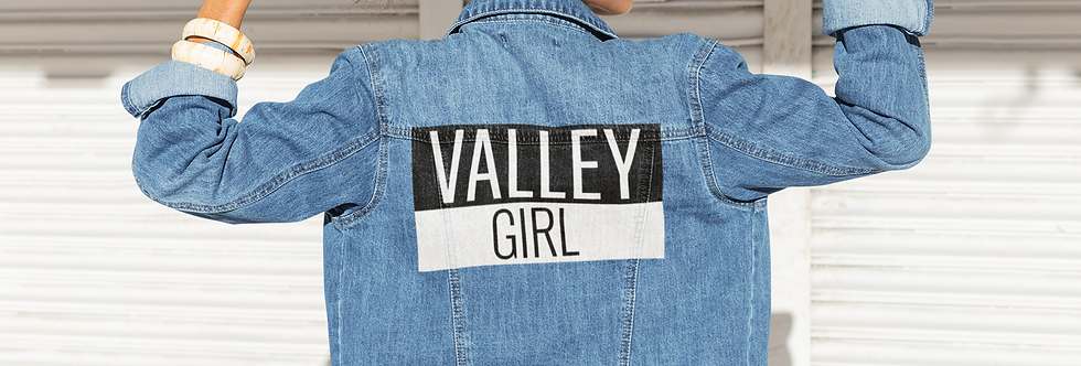 VALLEY GIRL DENIM