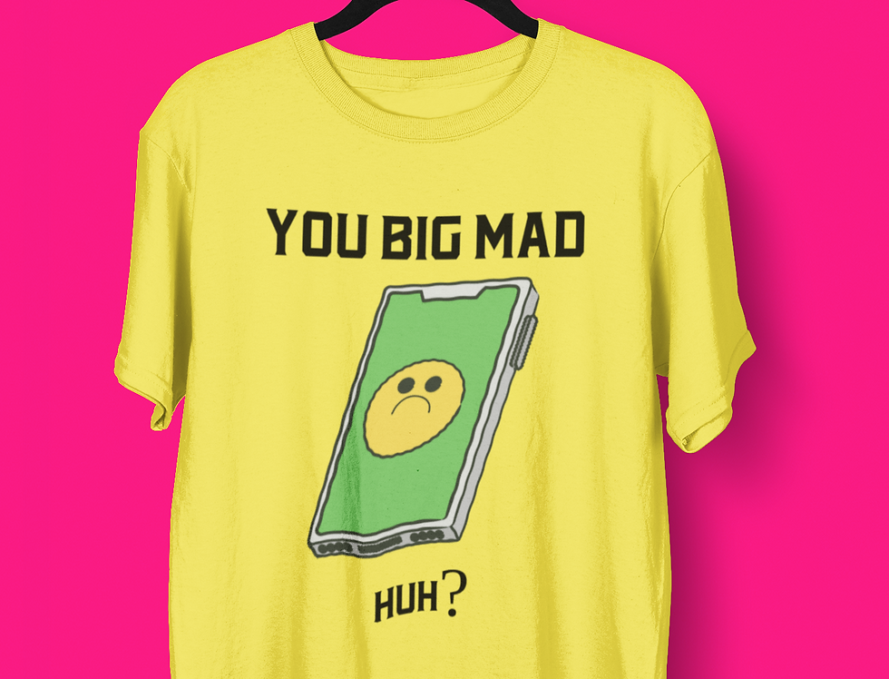 BIG MAD T-SHIRT