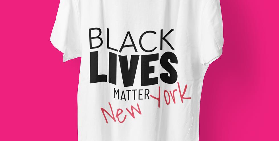 BLM New York V-NECK